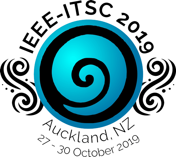 ITSC 2019 Program | Monday October 28, 2019